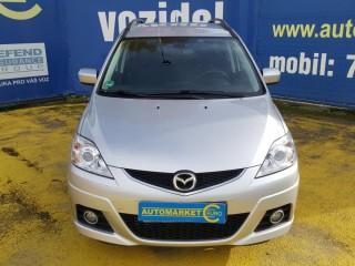 Mazda 5 2.0 MZR-CD 7-Míst, Výhřev sedadel č.2