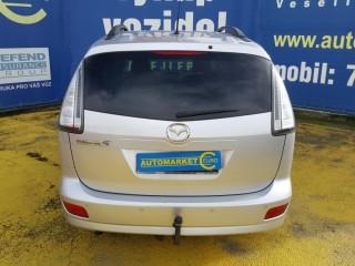 Mazda 5 2.0 MZR-CD 7-Míst, Výhřev sedadel č.5