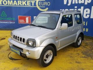 Suzuki Jimny 1.3i BEZ KOROZE č.1