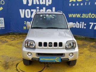 Suzuki Jimny 1.3i BEZ KOROZE č.2
