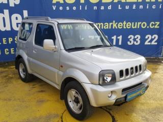 Suzuki Jimny 1.3i BEZ KOROZE č.3