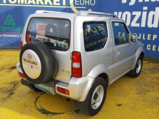 Suzuki Jimny 1.3i BEZ KOROZE č.4