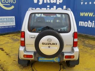 Suzuki Jimny 1.3i BEZ KOROZE č.5