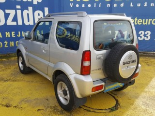 Suzuki Jimny 1.3i BEZ KOROZE č.6