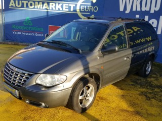 Chrysler Grand Voyager 2.5Crdi č.1