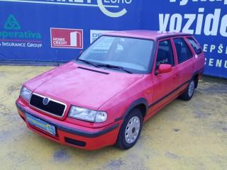 Škoda Felicia 1.3i Uprava pro ZTP č.1