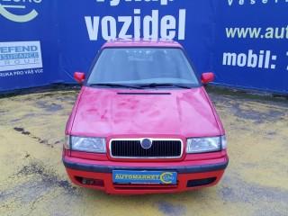 Škoda Felicia 1.3i Uprava pro ZTP č.2