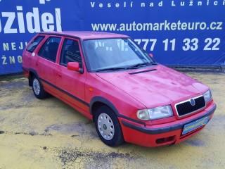 Škoda Felicia 1.3i Uprava pro ZTP č.3