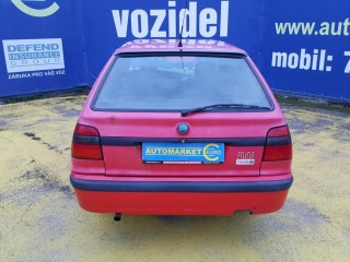 Škoda Felicia 1.3i Uprava pro ZTP č.5