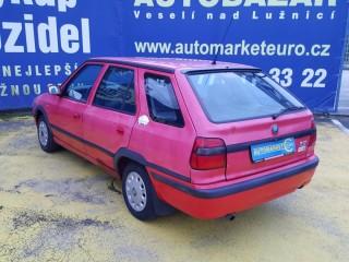 Škoda Felicia 1.3i Uprava pro ZTP č.6