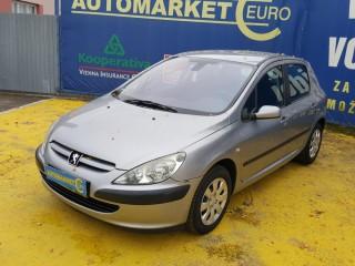 Peugeot 307 1.6i 80KW č.1