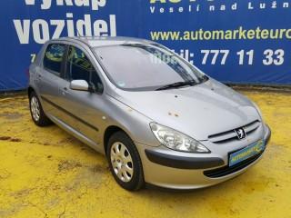 Peugeot 307 1.6i 80KW č.3