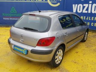 Peugeot 307 1.6i 80KW č.4