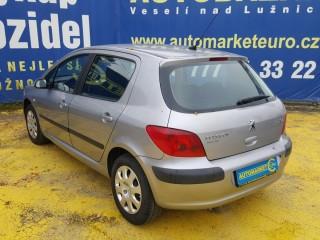 Peugeot 307 1.6i 80KW č.6