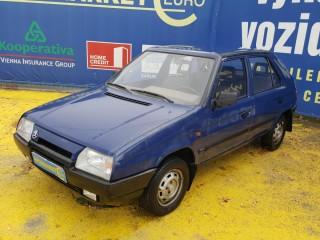 Škoda Favorit 136 L Eko Uhrazeno, NOVÁ STK č.1