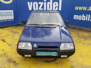 Škoda Favorit 136 L Eko Uhrazeno, NOVÁ STK č.2