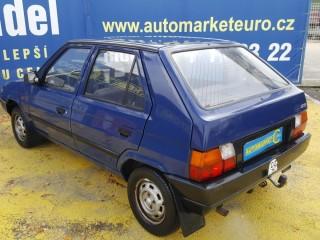 Škoda Favorit 136 L Eko Uhrazeno, NOVÁ STK č.6