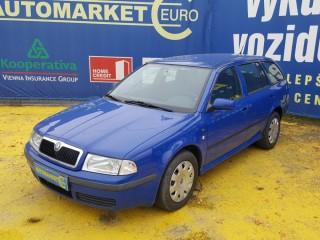 Škoda Octavia 1.6i Jen servis Škoda č.1