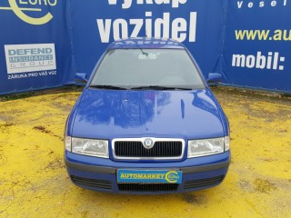 Škoda Octavia 1.6i Jen servis Škoda č.2
