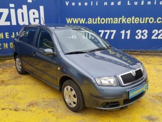 Škoda Fabia 1.4 16v 55Kw č.3