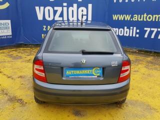 Škoda Fabia 1.4 16v 55Kw č.5