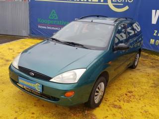 Ford Focus 1.8i 85KW Eko Uhrazeno č.1