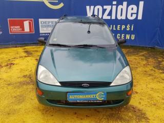 Ford Focus 1.8i 85KW Eko Uhrazeno č.2