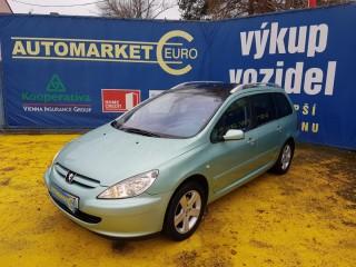 Peugeot 307 2.0i 1. Majitel 100%KM č.1