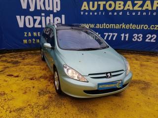 Peugeot 307 2.0i 1. Majitel 100%KM č.2