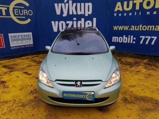 Peugeot 307 2.0i 1. Majitel 100%KM č.3