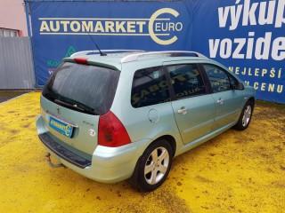 Peugeot 307 2.0i 1. Majitel 100%KM č.4