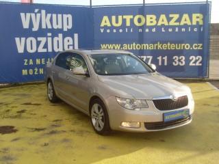 Škoda Superb 2.0TSi 4x4 č.2