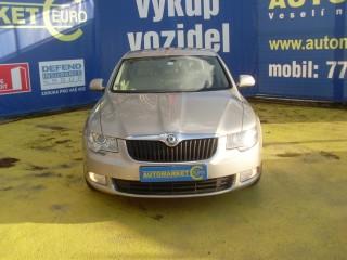 Škoda Superb 2.0TSi 4x4 č.3