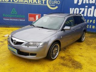 Mazda 6 2.0i 108KW, XENONY, BOSE č.1