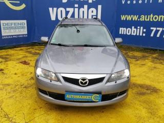 Mazda 6 2.0i 108KW, XENONY, BOSE č.2