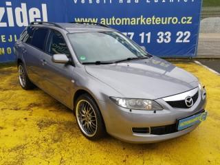 Mazda 6 2.0i 108KW, XENONY, BOSE č.3
