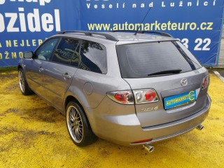 Mazda 6 2.0i 108KW, XENONY, BOSE č.6