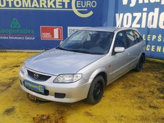 Mazda 323 2.0 D 74KW č.1