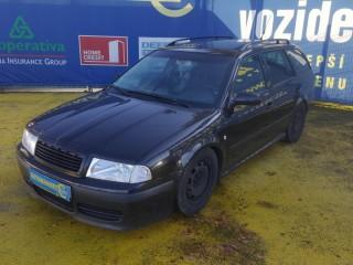 Škoda Octavia 2.0 i č.1