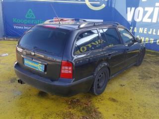 Škoda Octavia 2.0 i č.4