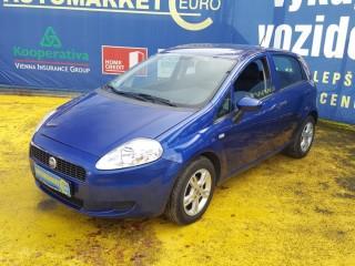 Fiat Grande Punto 1.4i č.1