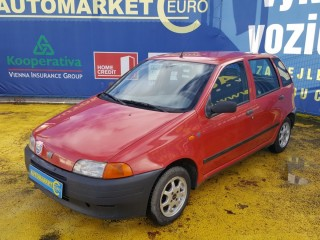 Fiat Punto 1.2i eko.zaplaceno č.1