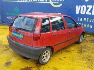 Fiat Punto 1.2i eko.zaplaceno č.4