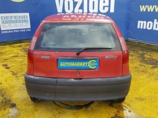 Fiat Punto 1.2i eko.zaplaceno č.5