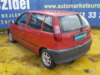 Fiat Punto 1.2i eko.zaplaceno č.6