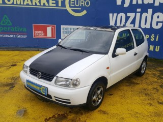 Volkswagen Polo 1.9 SDi EKO Uhrazeno, STK 10/2019 č.1