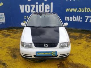 Volkswagen Polo 1.9 SDi EKO Uhrazeno, STK 10/2019 č.2