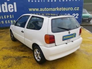 Volkswagen Polo 1.9 SDi EKO Uhrazeno, STK 10/2019 č.4