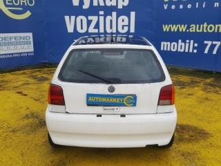Volkswagen Polo 1.9 SDi EKO Uhrazeno, STK 10/2019 č.5