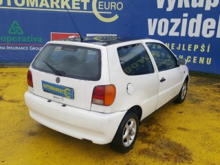 Volkswagen Polo 1.9 SDi EKO Uhrazeno, STK 10/2019 č.6
